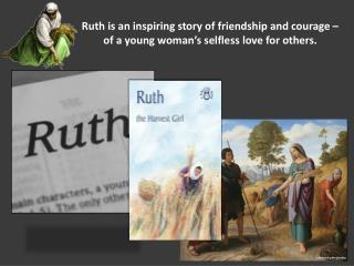 RUTH'S HOUSE