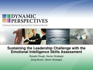 Sustaining the Leadership Challenge with the Emotional Intelligence Skills Assessment