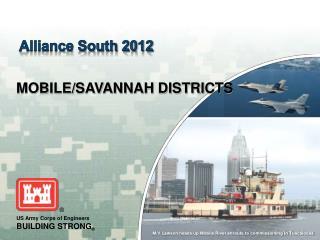 Alliance South 2012