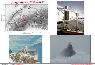 Jungfraujoch, 3580 m.ü.M