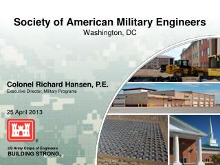 Society of American Military Engineers Washington, DC