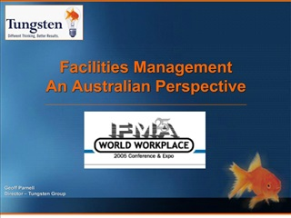 Facilities Management  An Australian Perspective