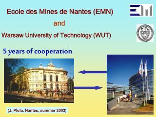 Ecole des Mines de Nantes (EMN)