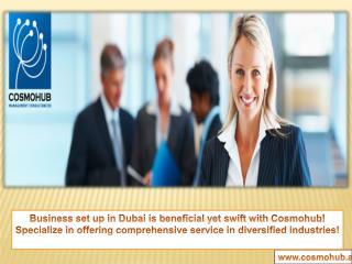 Start Your Business in Dubai!