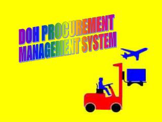 DOH PROCUREMENT