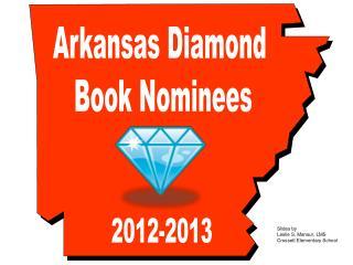 Arkansas Diamond  Book Nominees
