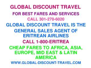 GLOBAL DISCOUNT TRAVEL