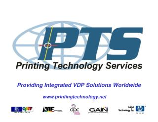 Providing Integrated VDP Solutions Worldwide