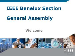 IEEE Benelux Section General Assembly