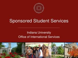 Sponsored Student Services