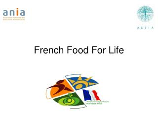 French Food For Life