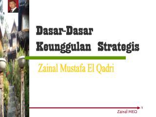Zainal Mustafa El Qadri