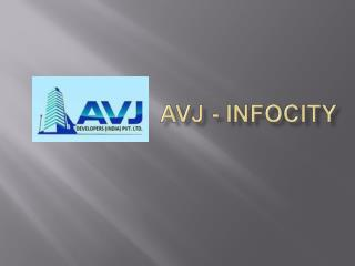 AVJ Group Launched AVJ Info City In Noida Extension