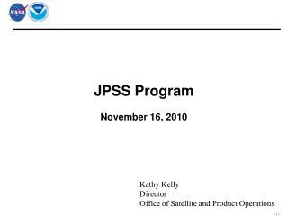 JPSS Program