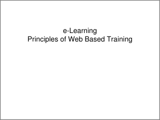 Web Authoring Tools