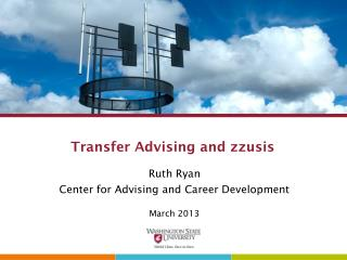 Transfer Advising and zzusis