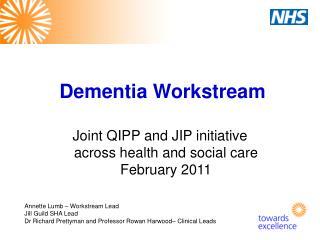 Dementia Workstream