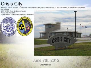 June 7th, 2012