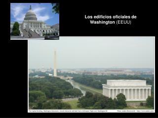 Los edificios oficiales de Washington  (EEUU)
