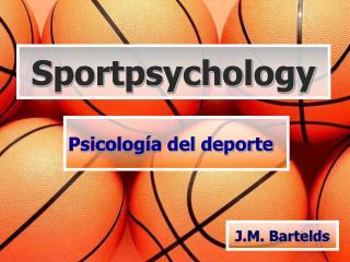 Sportpsychology
