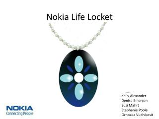 Nokia Life Locket