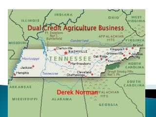 Dual Credit Agriculture Business