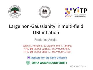 Large non-Gaussianity in multi-field DBI-inflation
