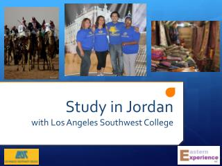 Study in Jordan with Los Angeles Southwest College