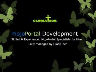 Mojoportal development