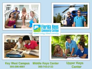 Upper Keys Center 305-852-8007