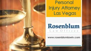 Personal Injury Attorney Las Vegas