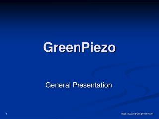 GreenPiezo