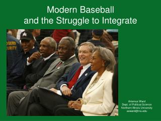Modern Baseball  and the Struggle to Integrate