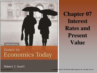 Chapter 07  Interest Rates and Present Value