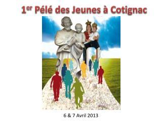 1 er  Pélé des Jeunes à Cotignac