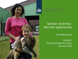 Gender diversity: See the opportunity