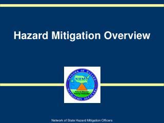 Hazard Mitigation Overview