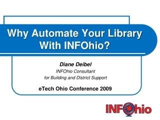 Why Automate Your Library With INFOhio