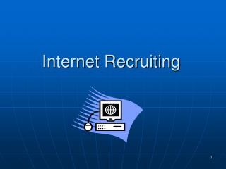 Internet Recruiting