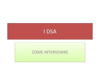 I DSA