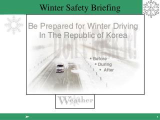 In The Republic of Korea