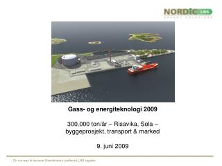 Nordic LNG - Overview