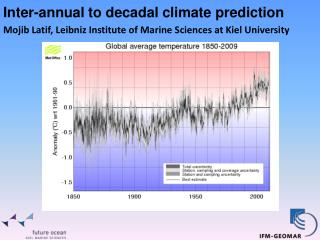 Inter-annual to decadal climate prediction
