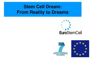Stem Cell Dream:  From Reality to Dreams