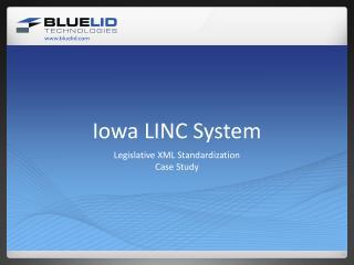 Iowa LINC System