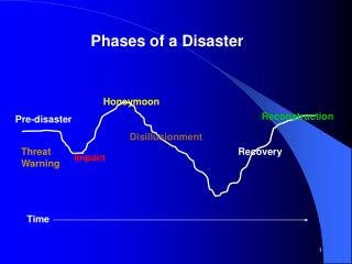 Phases of a Disaster