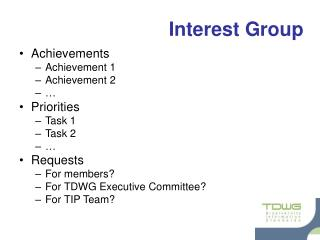 Interest Group