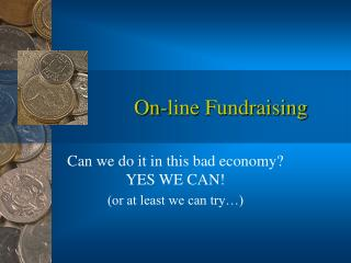 On-line Fundraising