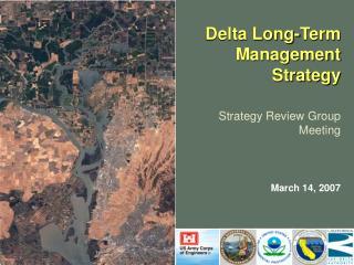Delta Long-Term Management Strategy