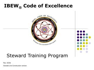 Steward Training Program
